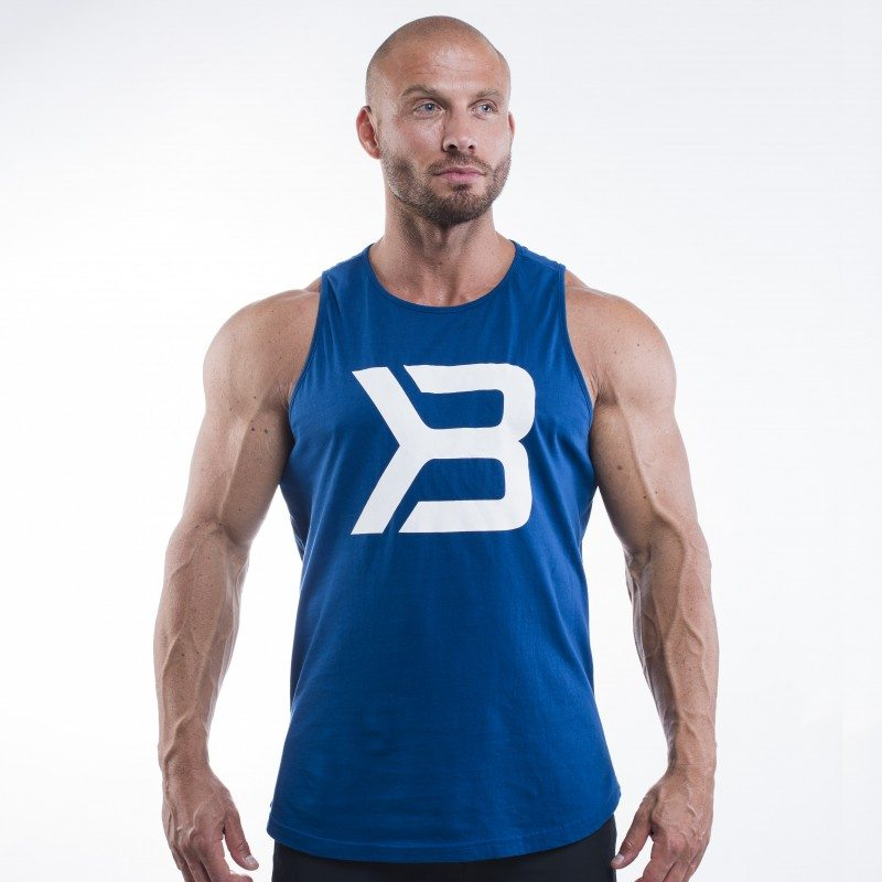 Спортивная майка Better Bodies Brooklyn Tank, Navy