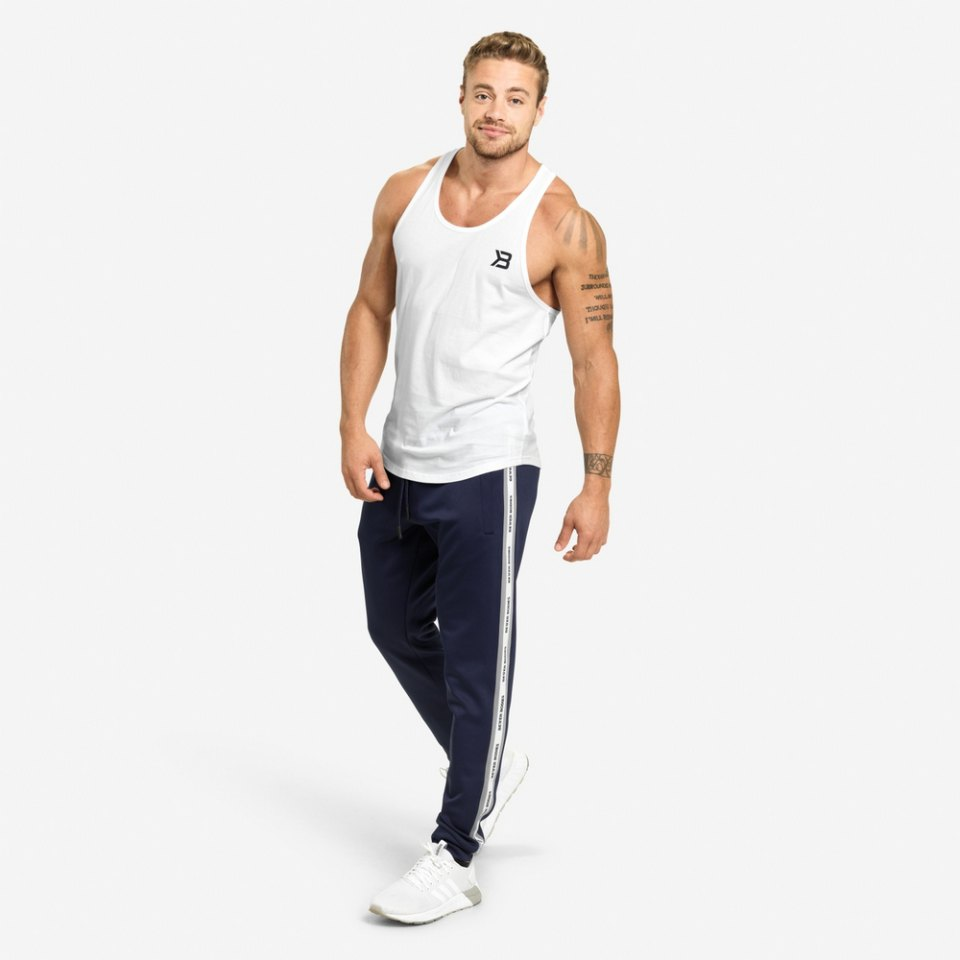 Спортивные брюки Better Bodies Flatiron Pants, Dark Navy