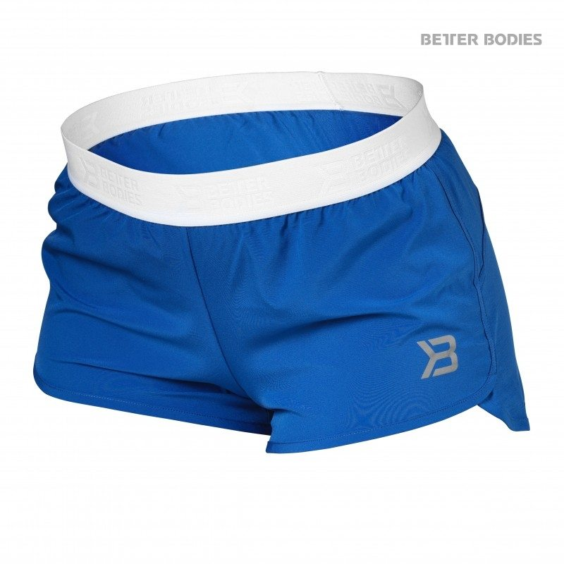 Короткие шорты Better Bodies Madison Shorts, Strong Blue