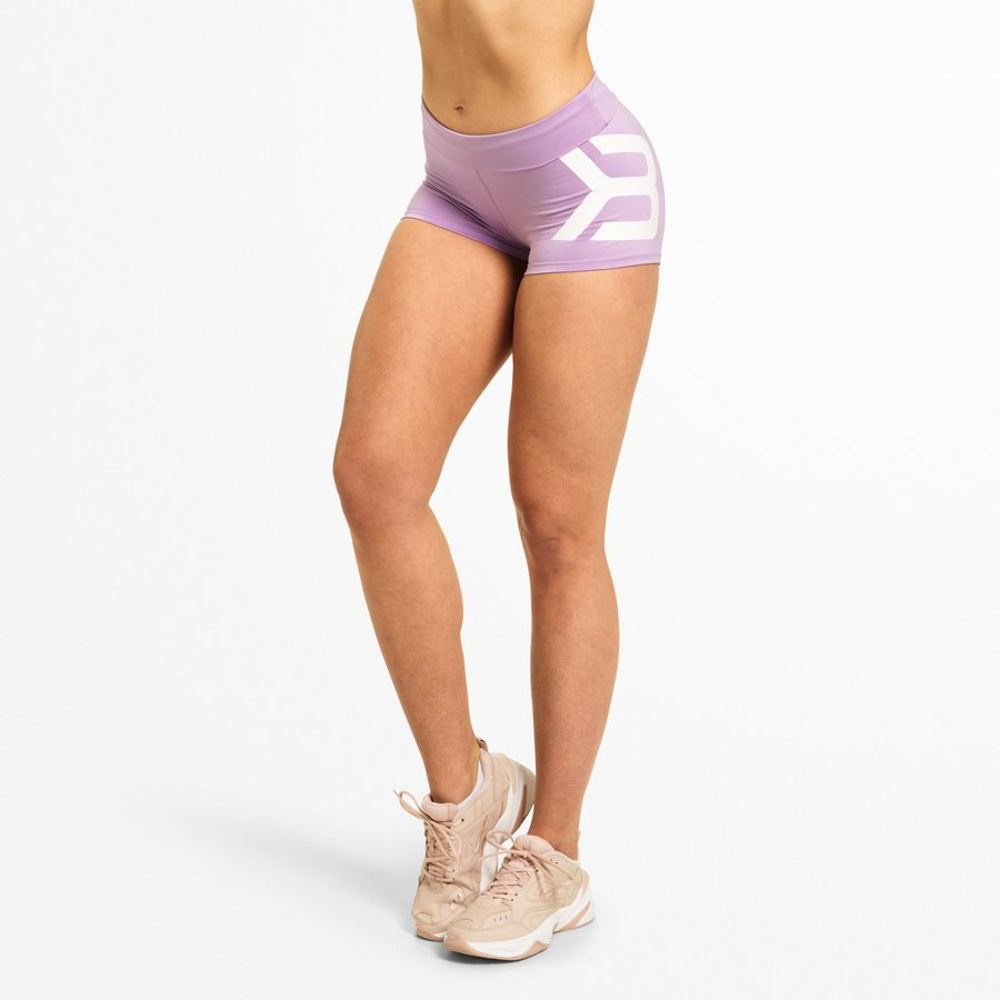 Спортивные шорты Better Bodies Gracie Hotpants, Lilac