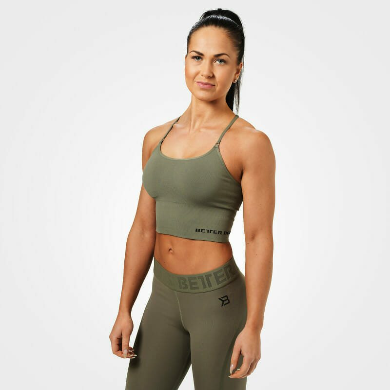 Спортивный топ Astoria seamless bra, Wash Green