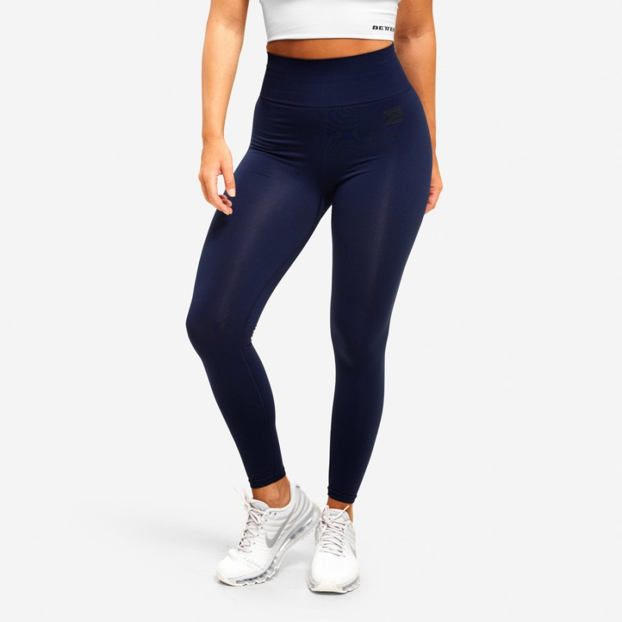 Спортивные лосины Better Bodies Rockaway tights, Dark Navy
