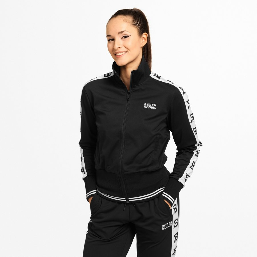 Спортивная куртка Better Bodies Chelsea Track Jacket, Black