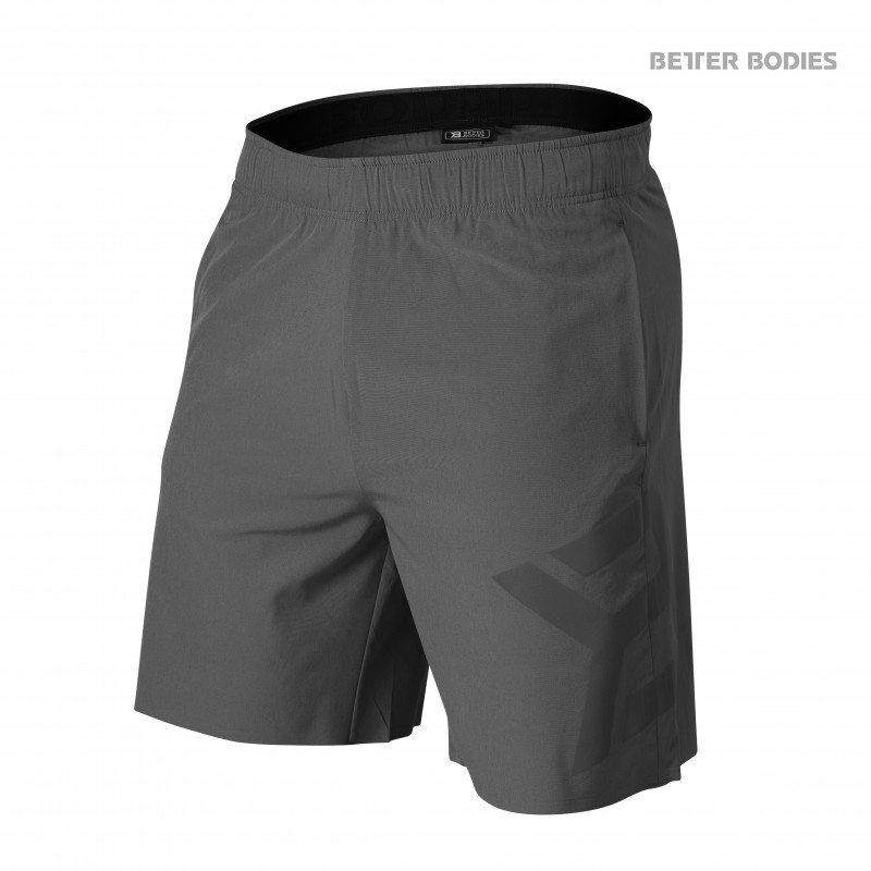 Шорты Better Bodies Hamilton Shorts, Iron