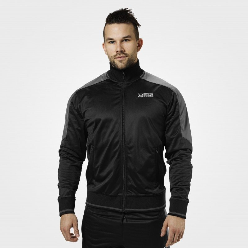 Спортивная куртка Brooklyn Track Jacket, Black