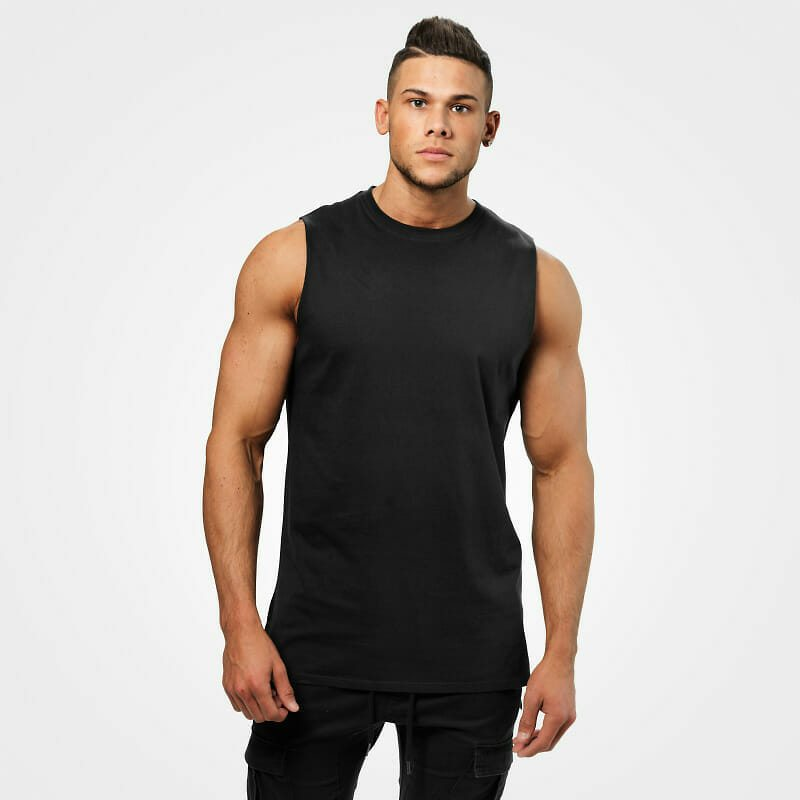 Безрукавка Bronx tank, Wash black