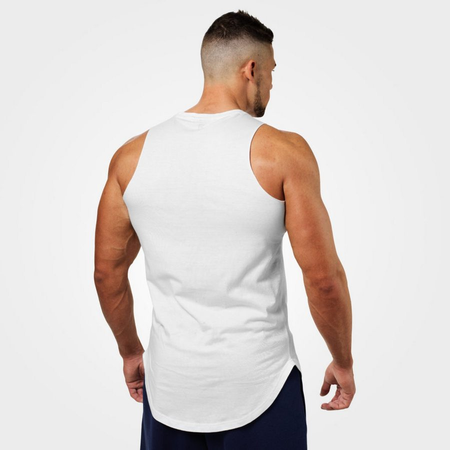 Спортивная майка Better Bodies Stanton Tank, White