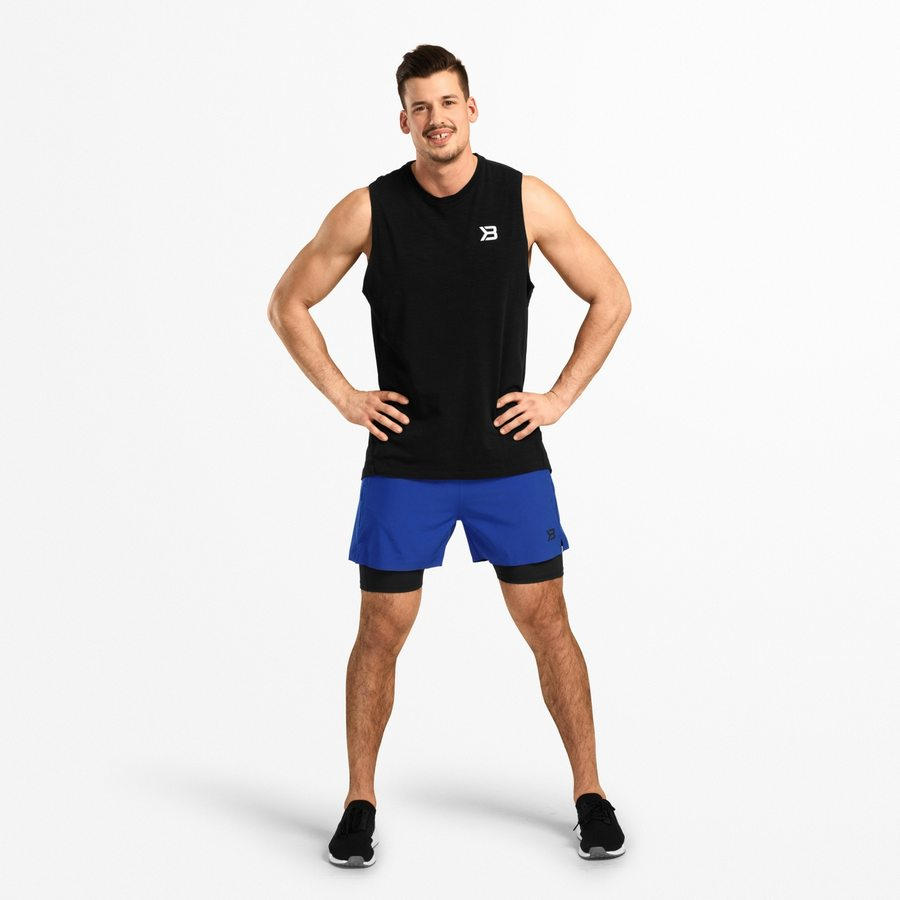 Спортивные шорты Better Bodies Varick Shorts, Royal Blue