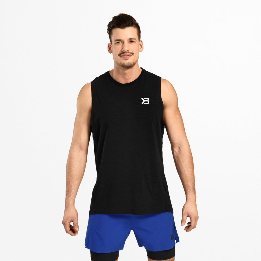 Спортивная майка Better Bodies Varick Tank, Black
