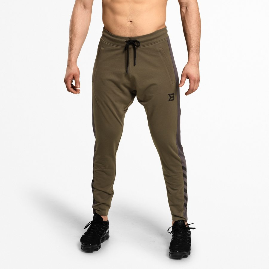 Спортивные брюки Better Bodies Fulton Sweatpants, Wash Green