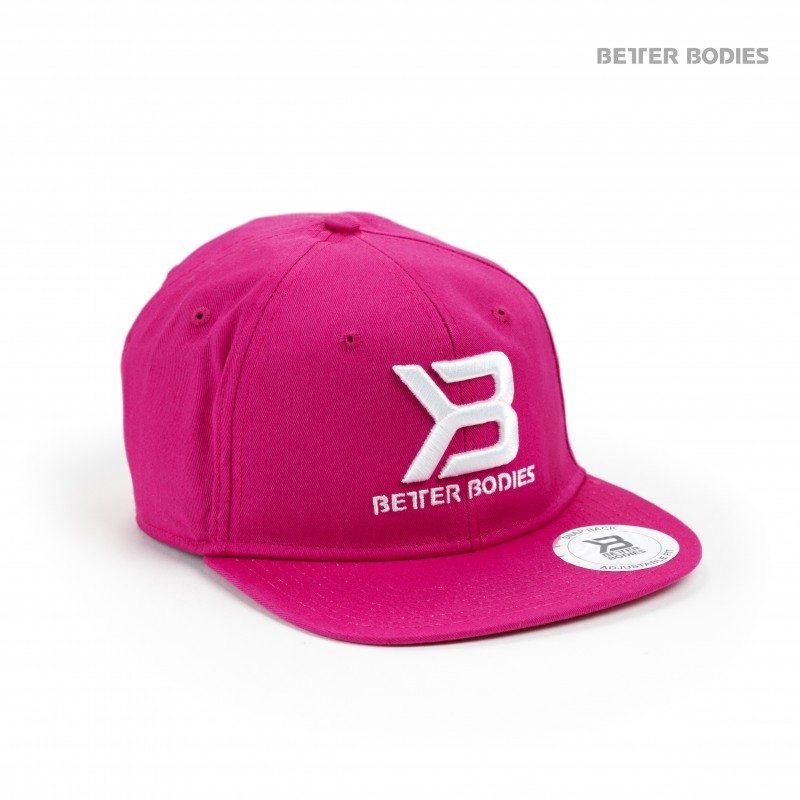 Кепка Womens Flatbill Cap, Hot Pink