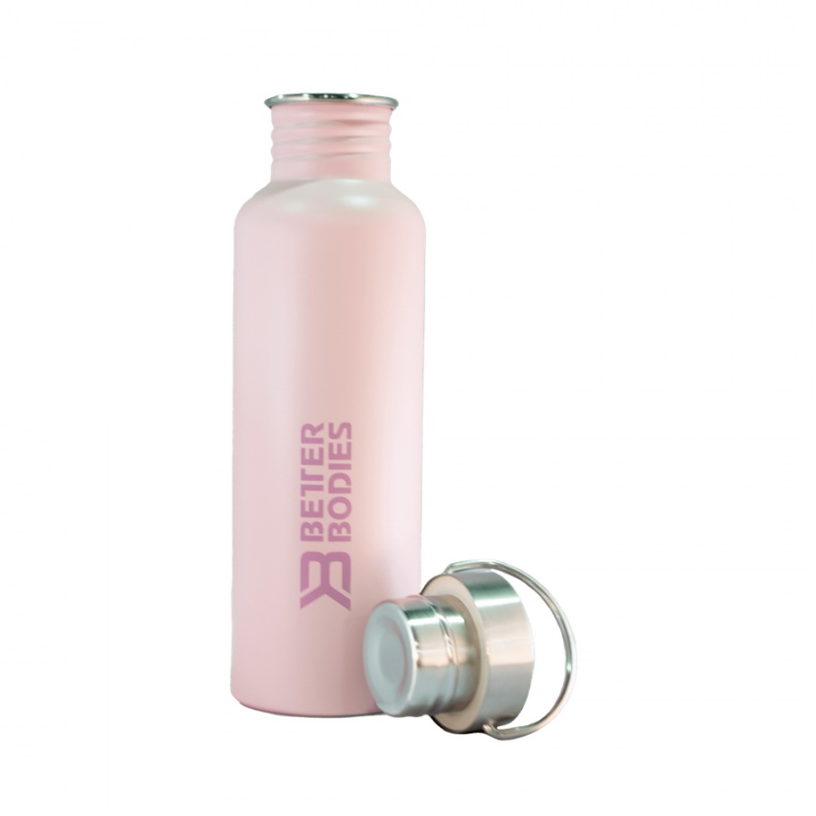 Бутылка для воды Better Bodies Fulton bottle, Pale Pink
