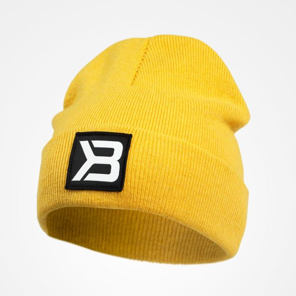 Шапка Better Bodies Tribeca Beanie, Yellow