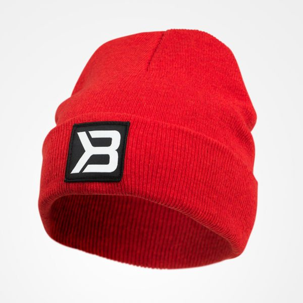 Шапка Better Bodies Tribeca Beanie, Bright red