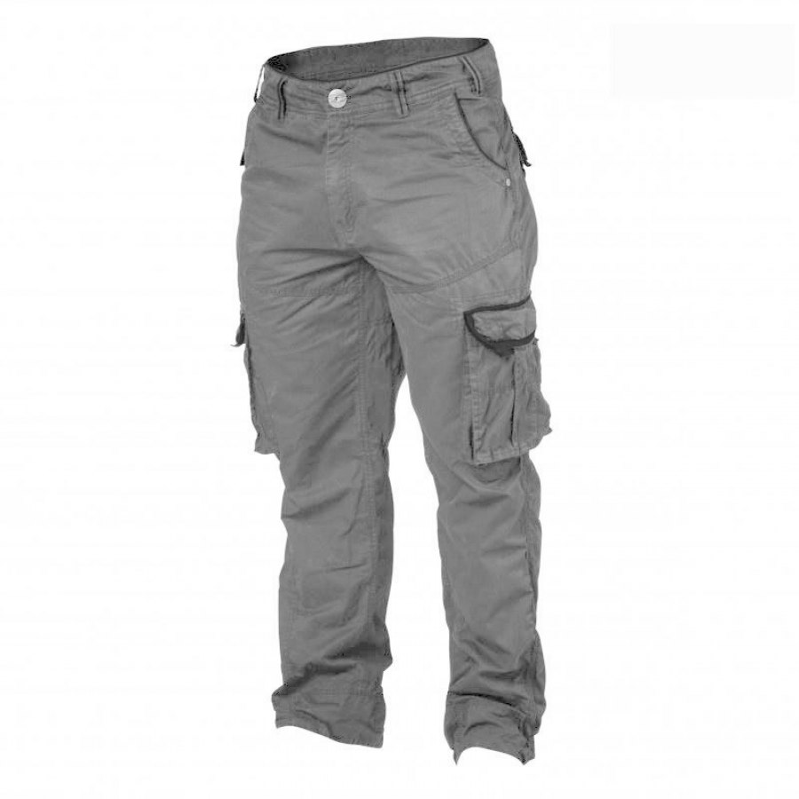 Уличные брюки GASP Cargo Pocket Pant LIMITED EDITION Bazili0, Metal