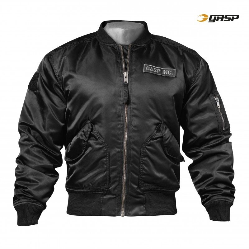 Куртка GASP Utility Jacket, Black