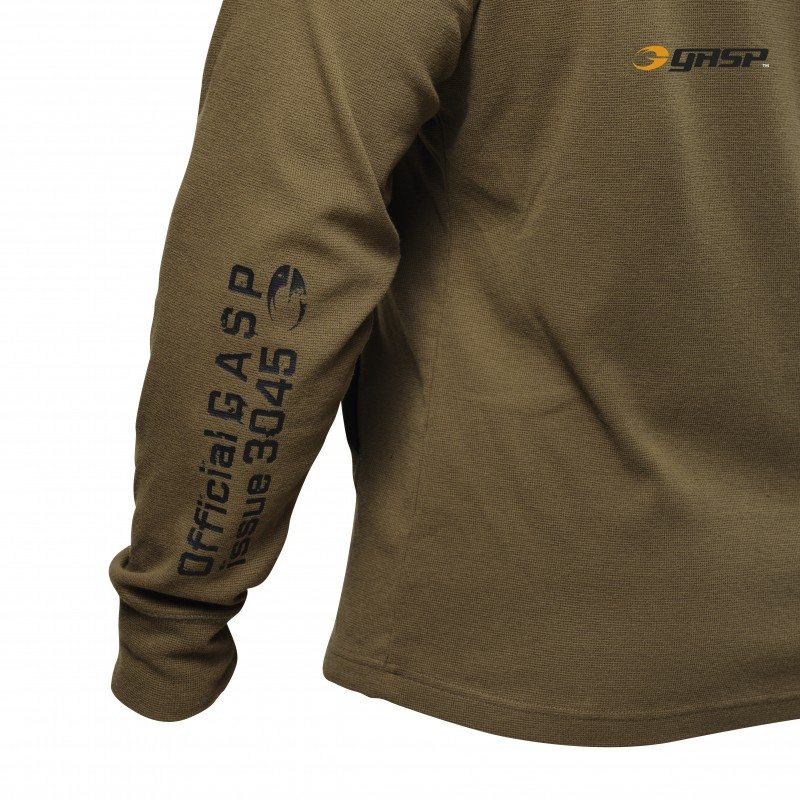 Толстовка GASP Legacy Thermal, Military Olive