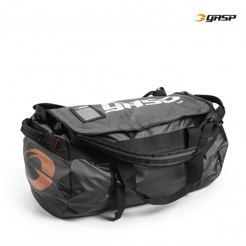 Спортивная сумка GASP Duffle Bag, Black