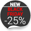 Black Friday New -25%