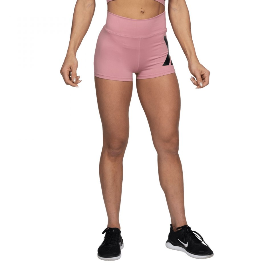Спортивные шорты Better Bodies Gracie Hotpants, Heather Pink