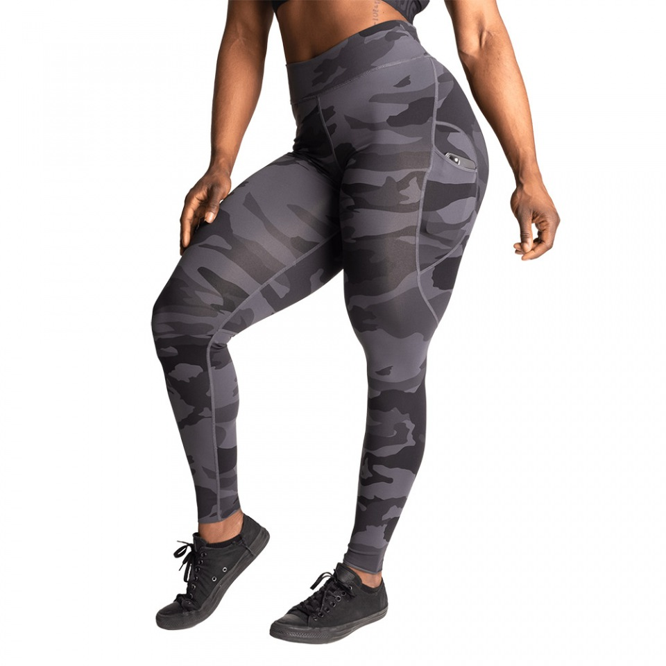 Леггинсы Better Bodies Soho Leggings, Dark Camo