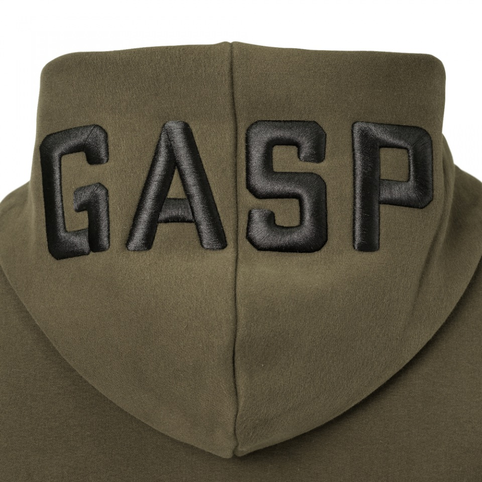 Толстовка Pro GASP Hood, Washed Green