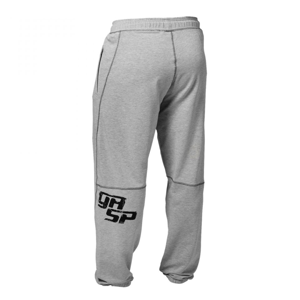 Спортивные брюки GASP Vintage Sweatpants, Grey Melange