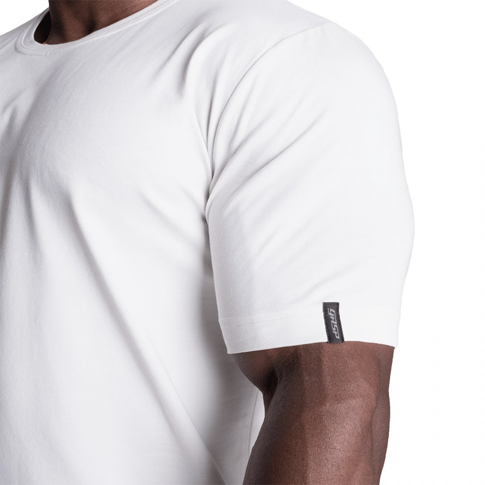Футболка GASP Classic tapered tee, Off white