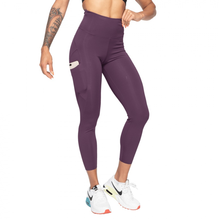 Леггинсы Better Bodies High Waist Leggings, Royal Purple
