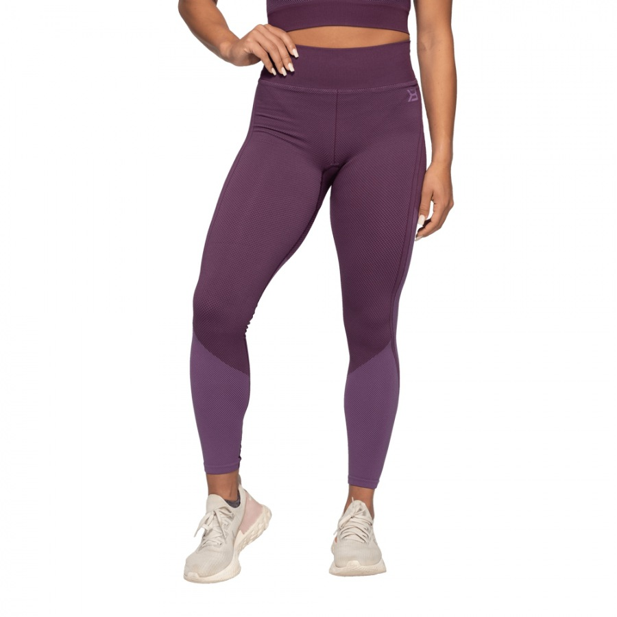 Леггинсы Better Bodies Roxy Seamless Leggings, Royal Purple