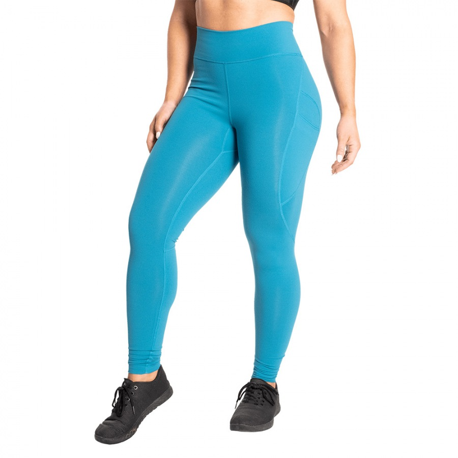Леггинсы Better Bodies Soho Leggings, Dark Turquoise