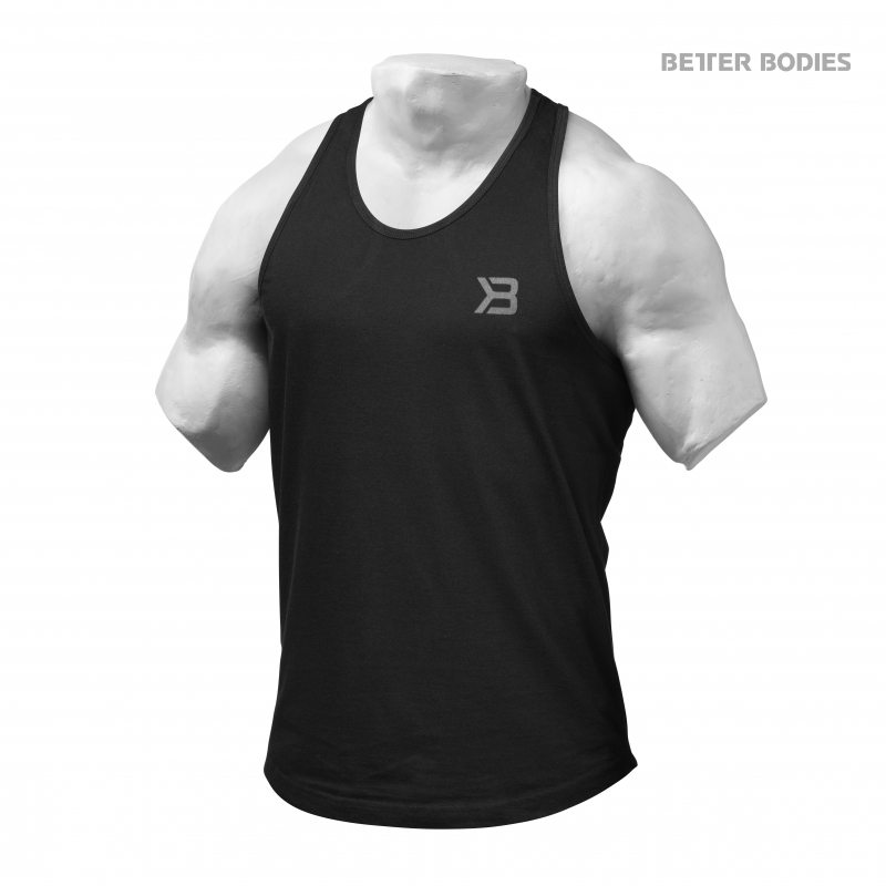 Спортивная майка Better Bodies Essential T-Back, Black