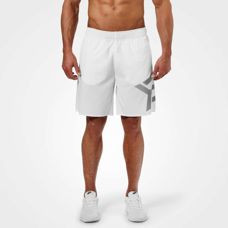 Шорты Better Bodies Hamilton Shorts, White