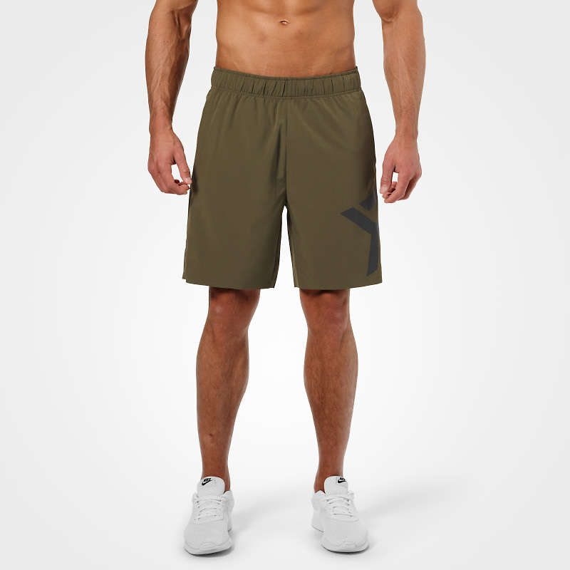 Шорты Better Bodies Hamilton Shorts, Khaki green