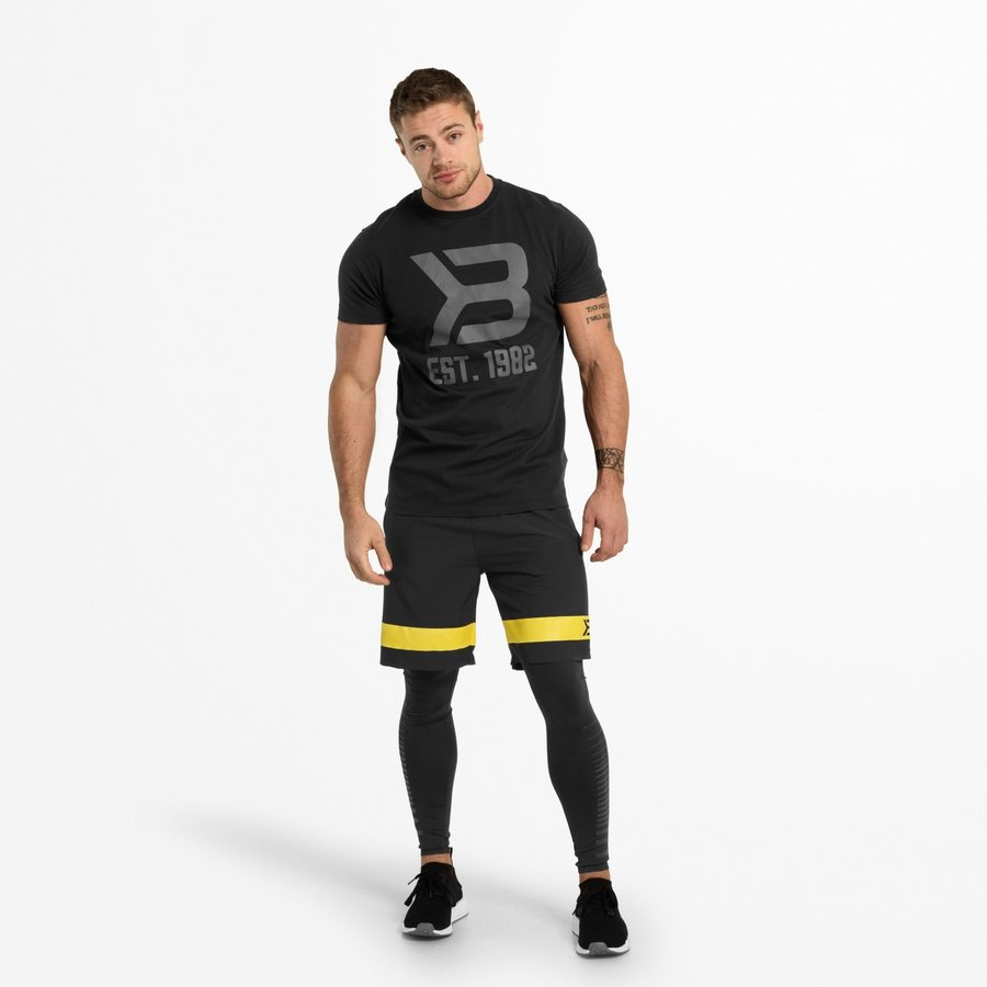 Шорты Better Bodies Fulton Shorts, Black