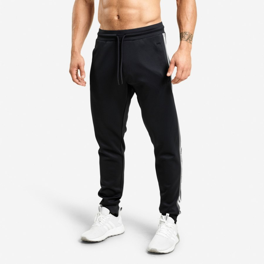 Спортивные брюки Better Bodies Flatiron Pants, Black