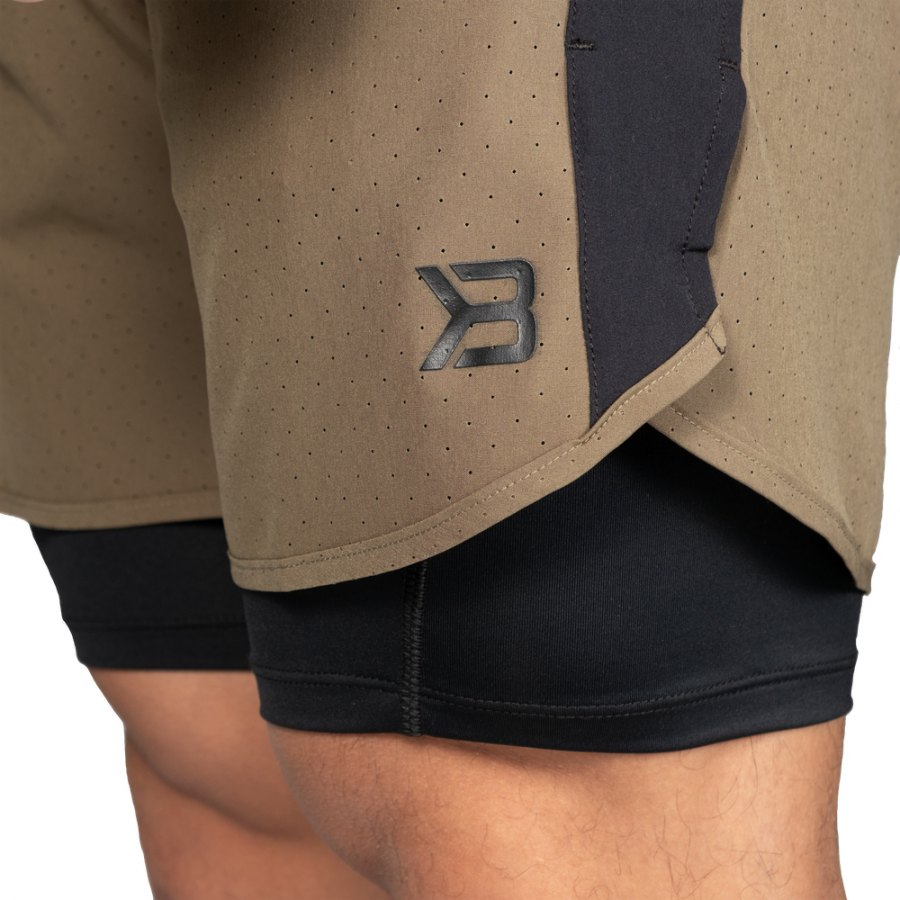 Спортивные шорты Better Bodies Essex 9 Inch Shorts, Black