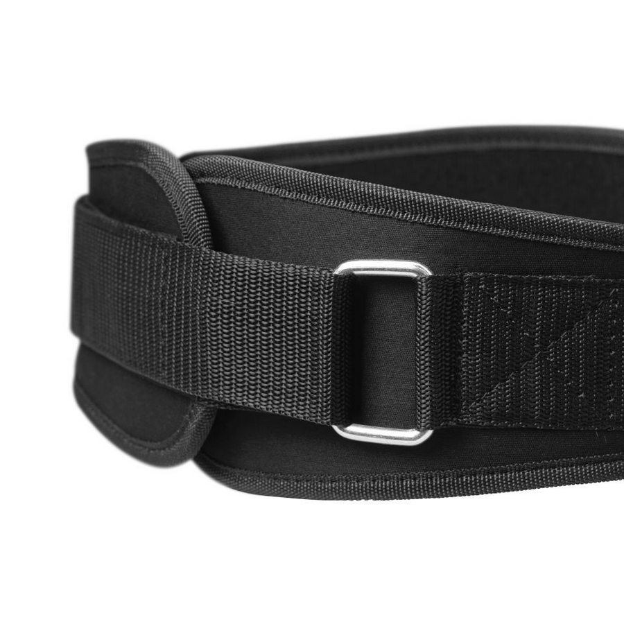 Неопреновый пояс Better Bodies Basic Gym Belt, Black