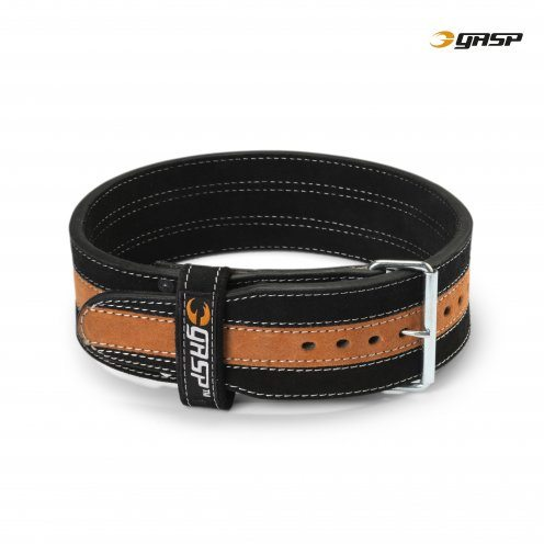 Пояс GASP Power Belt, Black/Flame